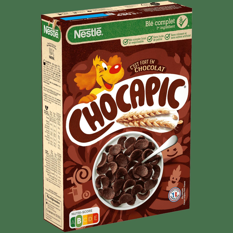 CHOCAPIC®, un nouveau Nutri-Score B !