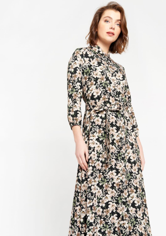 LOLALIZA robe fleuri