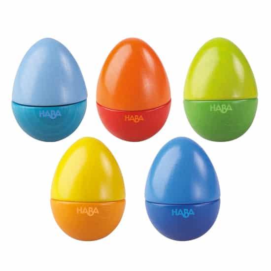 Les œufs musicaux / Haba