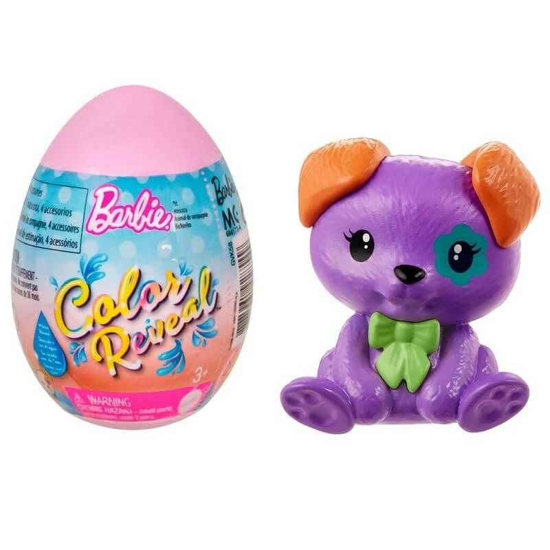 Œuf Color Reveal de Barbie