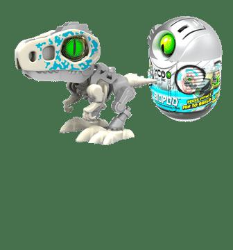 Biopod dans sa capsule / Silverlit