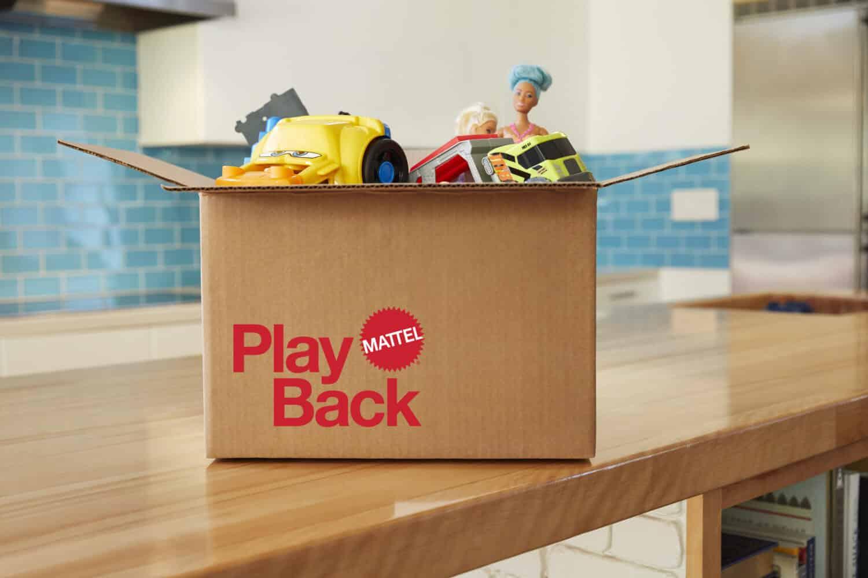 Mattel Playback program
