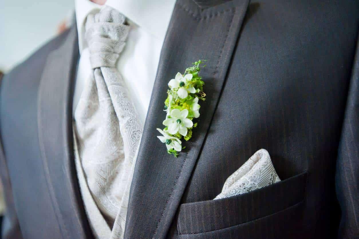 lavallière tenue de mariage